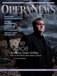 Opera News - February 2008